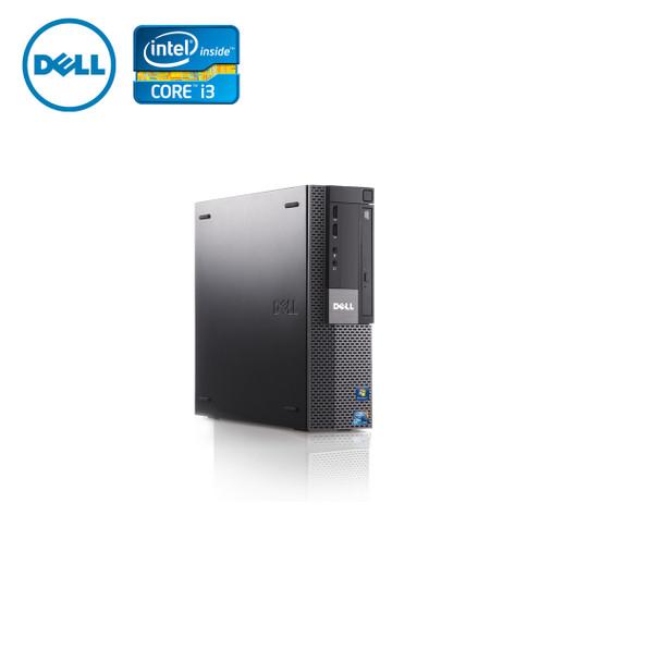 Dell PC Computer Desktop CORE i3 3.0GHz 8GB 128SSD Windows 10