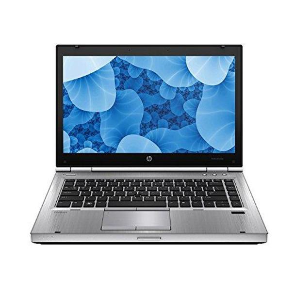 HP Elitebook 8470p Laptop - Core i5 2.6ghz - 4GB DDR3 - 250GB HDD - DVDRW - Windows 10 Pro 64bit