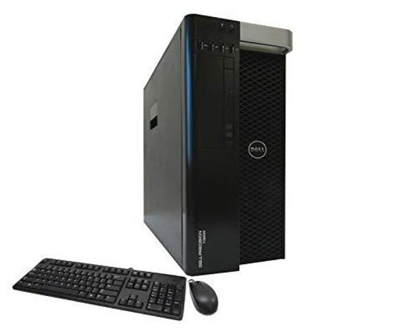 Dell Precision T3600 Workstation E5-2670 2.6GHz 8-Core 64GB DDR3 Quadro 5000 480GB SSD Win 10 Pro