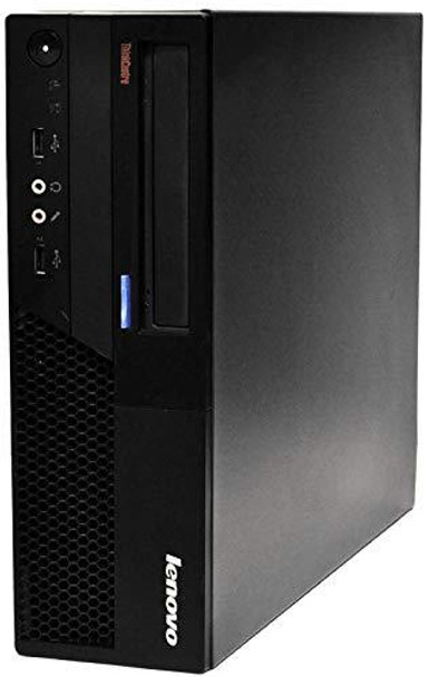 Lenovo ThinkCentre M58 Business Desktop Computer with Intel Core 2 Duo 3.0GHz Processor, 4GB-RAM, 320GB HDD, DVD, Gigabit Ethernet, VGA, Windows 10 Home