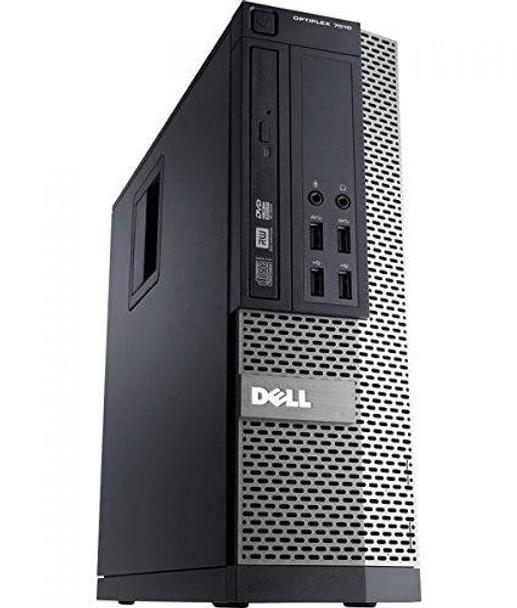 Dell Optiplex 7010 SFF Desktop PC - Intel Core i5-3470 3.2GHz 8GB 250GB DVD Windows 10 Pro