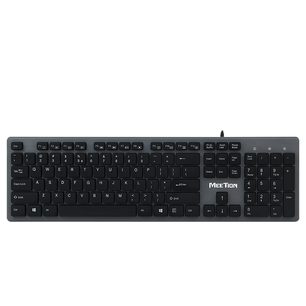 USB Standard Chocolate Keyboard