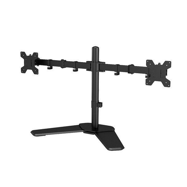 """Ergonomic Orcaa Dual-LCD Monitor Stand M042 Supports 13""""-27"""""""