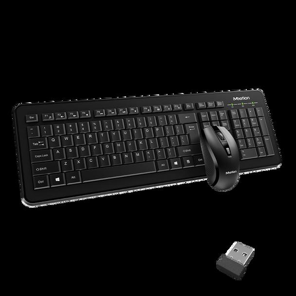 MEETION MT-C4120 Wireless Keyboard & Mouse Combo Set