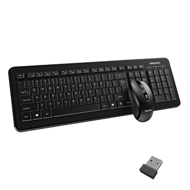 MEETION MT-C4120 Wireless Keyboard & Mouse Combo Set