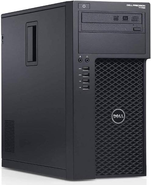 Dell Precision T1700 Mini-Tower Desktop PC - Intel Xeon 8GB RAM 128GB SSD - Windows 10