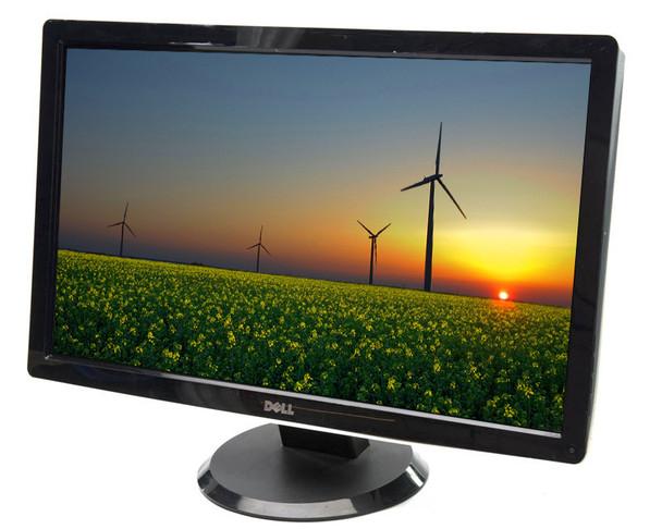 GRADE B Dell ST2410b 24inch LCD Full HD Widescreen Monitor