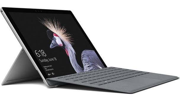 "Microsoft Surface Pro 3 -Laptop / Tablet - Intel Core i3-4300U 4GB RAM 64GB SSD Storage - Windows 10 - 12"" ClearType Full HD Plus Touchscreen Display - 1920 x 1080 Resolution"