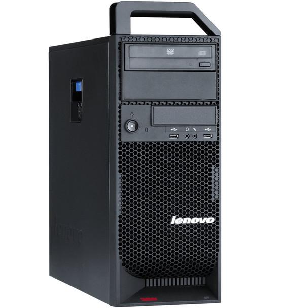 Lenovo Thinkstation S20 Workstation - Intel Xeon 16GB Memory 2TB Hard Drive - Windows 10
