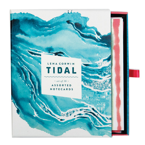 Assorted Greeting Cards - Tidal