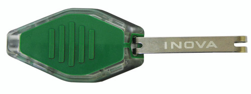 Radiant® Microlight - Clear/Green LED