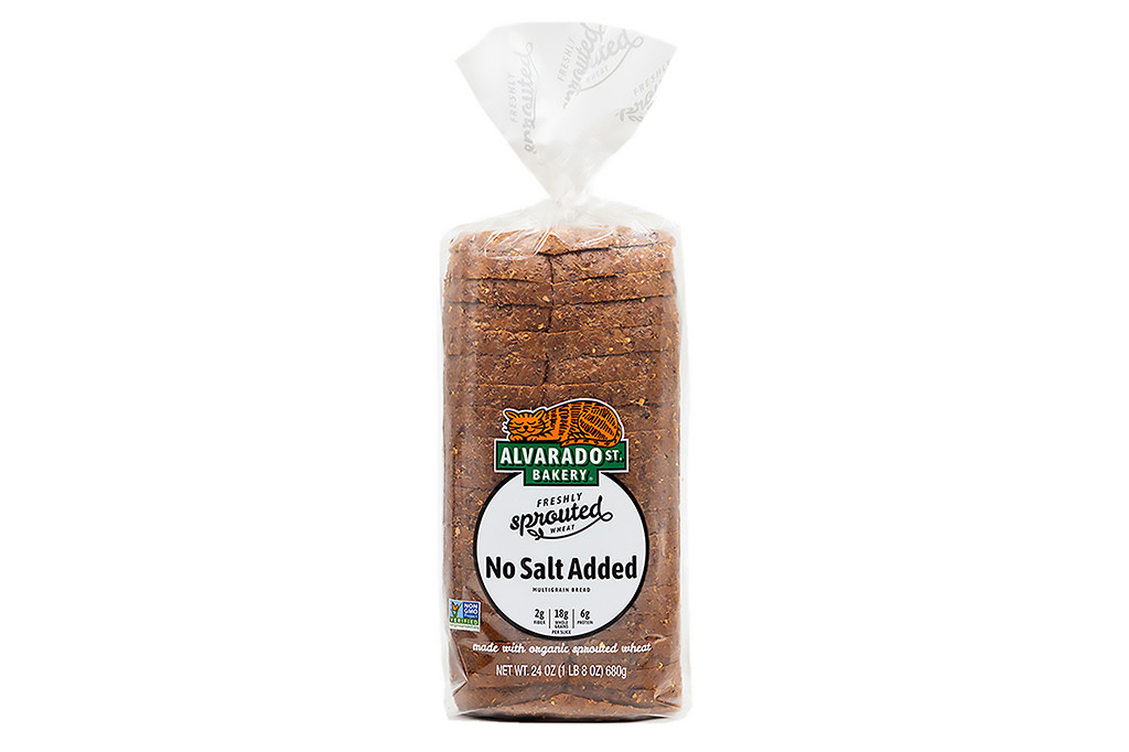 No Salt Added Multigrain Bread