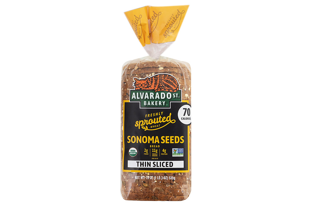 Organic Sonoma Seeds Bread - Thin-Sliced