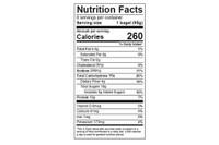 Organic Cinnamon Raisin Bagels