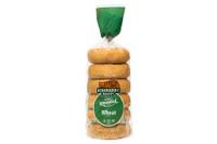 Organic Wheat Bagels
