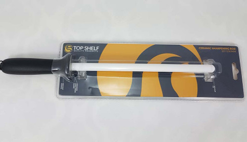 Ceramic Sharpening Rod Top Shelf
