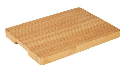 End-Grain Bamboo Board, Rectangular