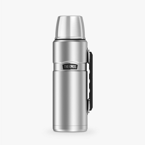 2L Stainless King™ Vacuum Insulated Flask - Stainless Steel