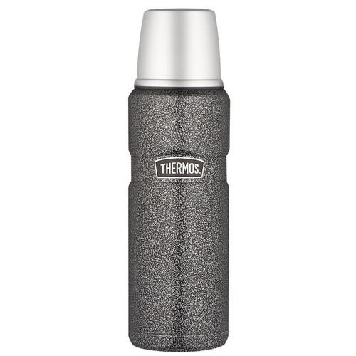 470ml Stainless King™ Vacuum Insulated Flask - Hammertone
