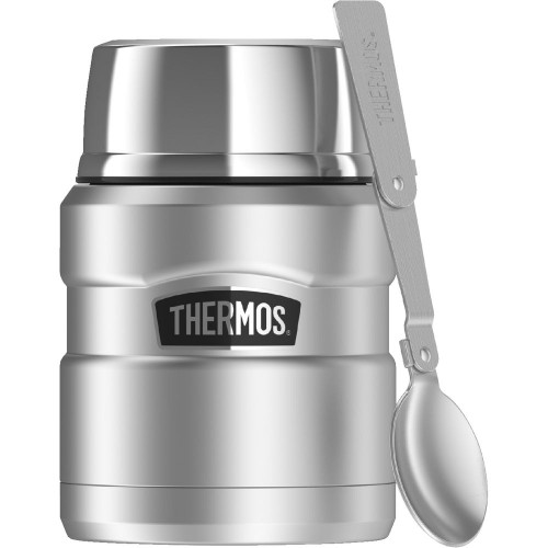 470ml Stainless King™ Vacuum Insulated Food Jar - Stainless Steel