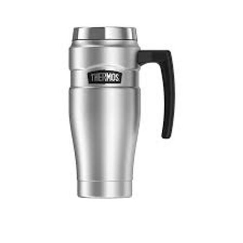 470ml Stainless King™ Vacuum Insulated Travel Mug - Stainless Steel