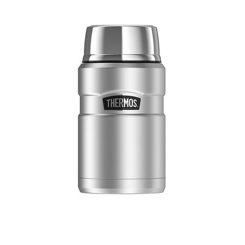710ml Stainless King™ Vacuum Insulated Food Jar - Stainless Steel