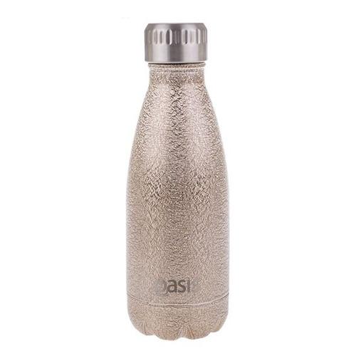 Double Wall Drink Bottle 350ml Shimmer