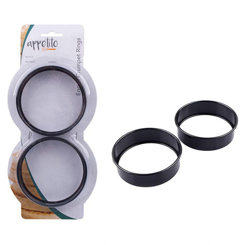 Crumpet Rings 2 pack Appetito