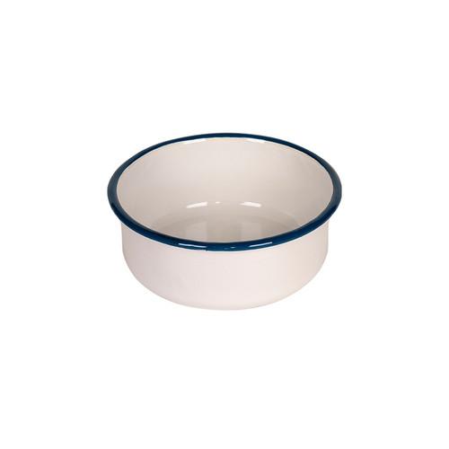 Round Enamel Bowl