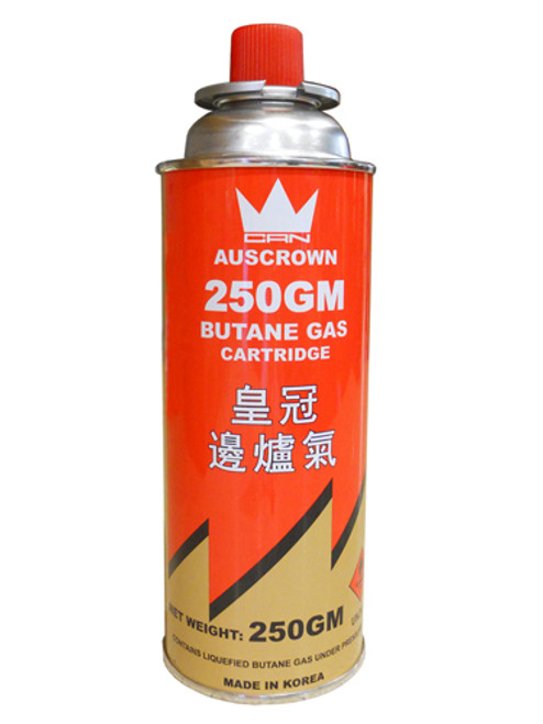 Butane Gas, 250gm