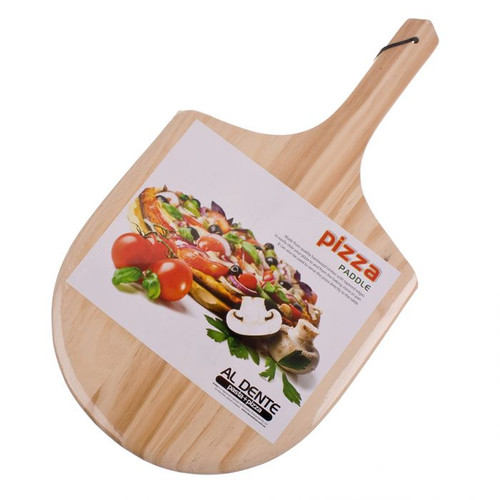 Pizza Paddle Wooden