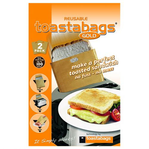 Reusable Toastabags 2 Pack