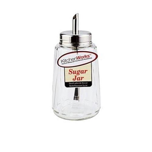 Sugar Pourer Glass