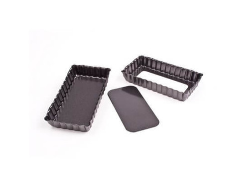 Mini Rectangular Tart Pan Loose Base