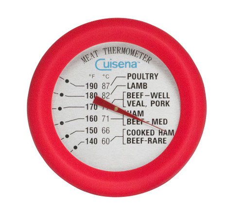 Meat Thermometer with Silicone