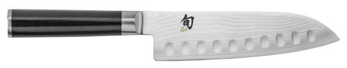 Santoku Scalloped 17.8cm Shun