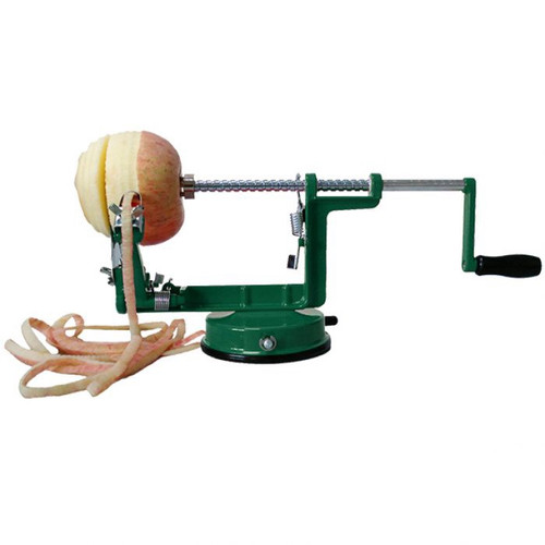 Apple Peel Machine