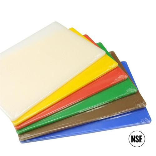Colour Code Cutting Board 510 x 380