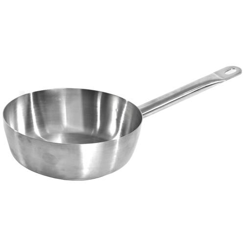 Conical Saucepan Stainless Steel Ken Hands