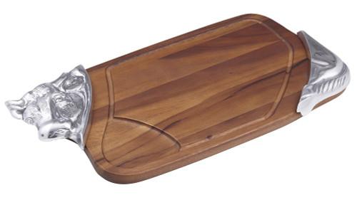Acacia Wood Meat Board