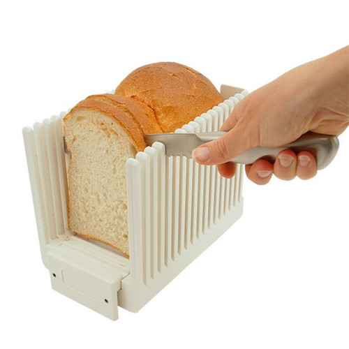 Bread Slicer Cutting Guide