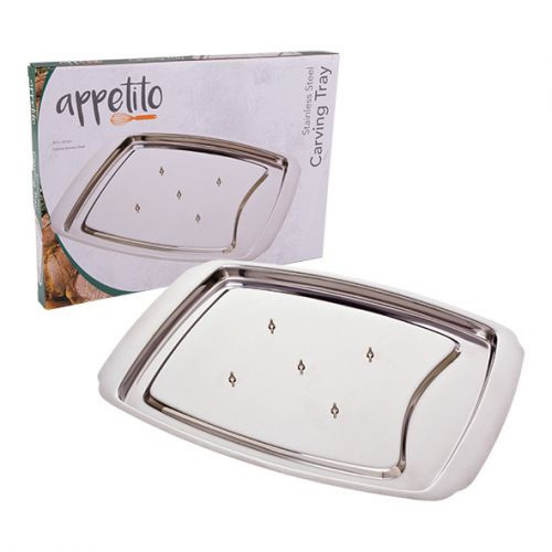 Carving Tray Stainless Steel