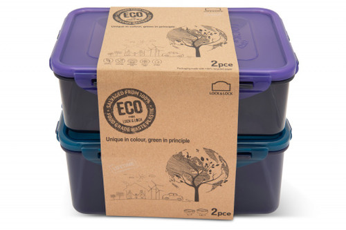 Eco 2pc Rectangular Set