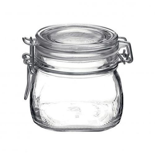 Clip Top Jar Fido
