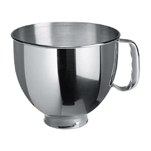 4.7L (5QT) Stainless Steel Bowl