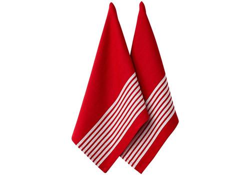 Kitchen Towel Butcher Stripe 2 Pack