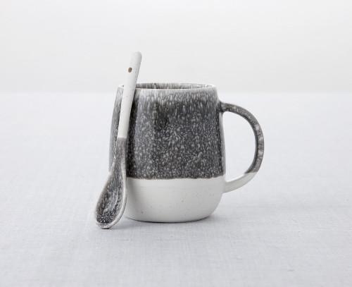 Hug Mug and Spoon Set