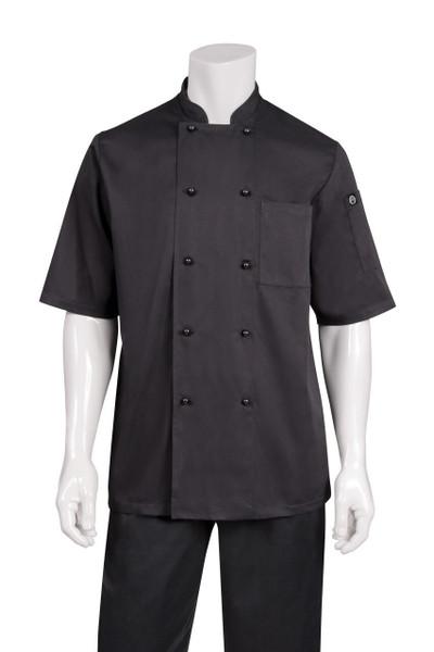 Chef Jacket Short Sleeve