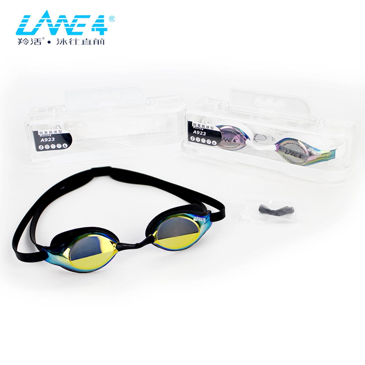 0e60870a1d6 LANE4 Swim Goggle Split Lenses