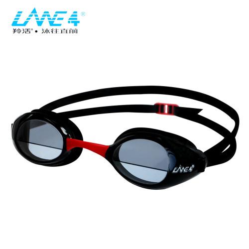 Anti-fog UV Protection for Adults Men Women A510 Hydrodynamic Design LANE4 Racing Swim Goggle